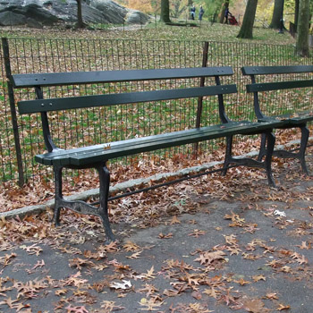 Concrete Classics New York Style Chess Tables And Park Benches